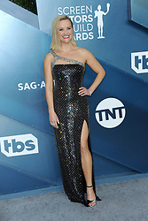 Reese Witherspoon at the 26th Annual Screen Actors Guild Awards held at the Shrine Auditorium in Los Angeles, USA on January 19, 2020.