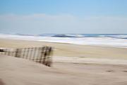 Beach with Fence