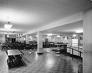 ackroyd_05513-4. Grant High School cafeteria. September 9, 1954