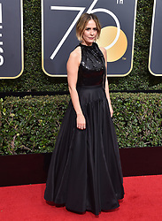 74th Annual Golden Globe Awards - Arrivals. The Beverly Hilton Hotel, Beverly Hills, CA. Pictured: Allison Williams. EVENT January 8, 2016. 07 Jan 2018 Pictured: Sarah Paulson. Photo credit: AXELLE/BAUER-GRIFFIN/MEGA TheMegaAgency.com +1 888 505 6342