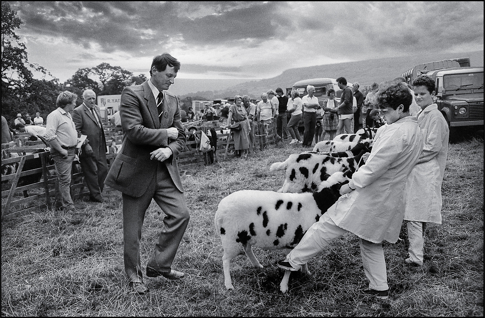 Day Tripper - FARNDALE SHOW  is a street photography series by photographer Paul Williams taken in the North Yorks Moors England in summer 1986. .<br /> <br /> Visit our REPORTAGE & STREET PEOPLE PHOTO ART PRINT COLLECTIONS for more wall art photos to browse https://funkystock.photoshelter.com/gallery-collection/People-Photo-art-Prints-by-Photographer-Paul-Williams/C0000g1LA1LacMD8