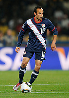 Fotball<br /> VM 2010<br /> 12.06.2010<br /> Foto: Insidefoto/Digitalsport<br /> NORWAY ONLY<br /> <br /> Landon Donovan (USA)<br /> <br /> England v USA 1:1