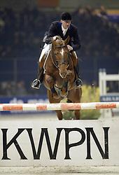 Geerink Peter-Paco<br />KWPN hengstenkeuring 2003<br />Photo © Dirk Caremans