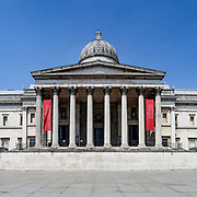 The National Portrait Gallery in London, Wednesday, June 24, 2020 -  after British Prime Minister Boris Johnson announced museums & galleries can reopen in England from July 4 as he eases restrictions of the coronavirus lockdown. (Photo/ Vudi Xhymshiti)