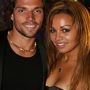 NLD/Amstelveen/20080530 - Special Sports feest 2008, Brian Kubatz en partner Amanda Balk