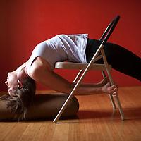 Claire Hartley Yoga