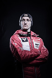 12.10.2019, Olympiahalle, Innsbruck, AUT, FIS Weltcup Ski Alpin, im Bild Stefan Huber // during Outfitting of the Ski Austria Winter Collection and the official Austrian Ski Federation 2019/ 2020 Portrait Session at the Olympiahalle in Innsbruck, Austria on 2019/10/12. EXPA Pictures © 2020, PhotoCredit: EXPA/ JFK