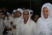 Ethiopian church  Via Dolorosa, Jerusalem Old City, Israel