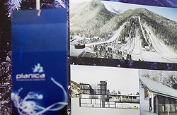 Planica, candidate city for Nordic World Championship 2017, on May 22, 2012 in SZS, Ljubljana, Slovenia. (Photo by Vid Ponikvar / Sportida.com)