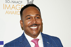 March 9, 2019 - Los Angeles, CA, USA - LOS ANGELES - MAR 9:  John Jackson at the 50th NAACP Image Awards Nominees Luncheon at the Loews Hollywood Hotel on March 9, 2019 in Los Angeles, CA (Credit Image: © Kay Blake/ZUMA Wire)