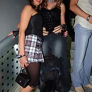 Playboyfeest 2003, Lieke van Lexmond en Denise van Rijswijk
