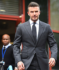 David Beckham BANNED from driving for six months - 09 May 2019
