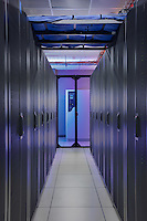 Data Center image of the ITOC at Montgomery College in Silver Spring by Jeffrey Sauers of Commercial Photographics In Washington DC, Virginia to Florida and PA to New England