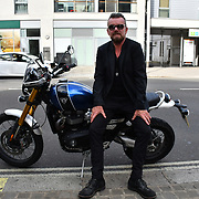 Billy Duffy arrivers at AIM Independent Music Awards at the Roundhouse on 3 September 2019, Camden Town, London, UK.