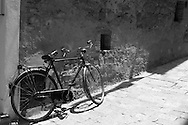 Parked Bicycle 2