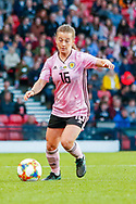 Christie MURRAY (Liverpool FCW (ENG)) of Scotland during the International Friendly match between Scotland Women and Jamaica Women at Hampden Park, Glasgow, United Kingdom on 28 May 2019.