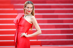 """Petra Nemcova attends the screening of """"La Belle Epoque"""" during the 72nd annual Cannes Film Festival on May 20, 2019 in Cannes, France. Photo by Shootpix/ABACAPRESS.COM"""