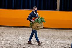 Versteeg Wim, NED<br /> Fotodag KWPN Hengstenkeuring 2021<br /> © Hippo Foto - Dirk Caremans<br /> 21/12/2020