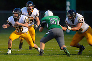Black River at Columbia high school varsity football on September 25, 2015 in Columbia Station, Ohio. Images © David Richard / www.davidrichardphoto.com