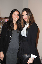 at a shopping afternoon hosted by Amanda Kyme and Tamara Beckwith featuring designs from Elizabeth Hurley held at the Cadogan Hotel, 75 Sloane Street, London SW1 on 23rd November 2010.