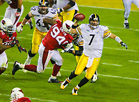 ©2008 Tom DiPace Photography<br /> All Rights Reserved<br /> 561.968.0600/Cell 561 .818.8288<br /> All Rights Reserved<br /> tdfoto@comcast.net<br /> Steelers@Cardinals SuperbowlXLIII Steelers win 27-23<br /> Ben Rothlisberger Steelers <br /> <br />  ByTom DiPace©