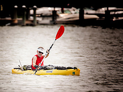Fact - Besides a life jacket or PFD, the U.S. Coast Guard requires kayakers to carry a whistle in navigable waters