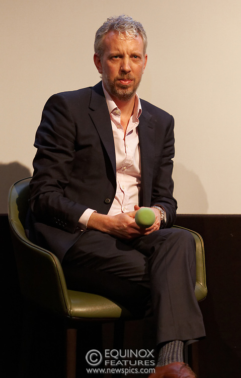 London, United Kingdom - 26 February 2019<br /> DrugScience CEO David Badcock at the screening of film, Magic Medicine at the Regent Street Cinema, Marylebone, London, England, UK. The film follows volunteers receiving experimental treatment with psilocybin, the active ingredient in magic mushrooms, to see if it can help treat long-term depression. DrugScience is a charity researching the medical uses of psychoactive drugs. The film was followed by a Q&A with Professor David Nutt founding chair of DrugScience and Head of the Neuropsychopharmacology Unit in the Centre for Academic Psychiatry in the Division of Brain Sciences, Dept of Medicine, Hammersmith Hospital, Imperial College London. Professor Nutt was formerly chair of the Advisory Council on the Misuse of Drugs.<br /> (photo by: EQUINOXFEATURES.COM)<br /> Picture Data:<br /> Photographer: Equinox Features<br /> Copyright: ©2019 Equinox Licensing Ltd. +448700 780000<br /> Contact: Equinox Features<br /> Date Taken: 20190226<br /> Time Taken: 21074483<br /> www.newspics.com