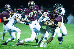 18 October 2019: Heyworth Hornets at LeRoy Panthers boys HOIC (Heart of Illinois Conference) football, Le Roy Illinois<br /> <br /> l3