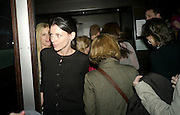 LIBERTY ROSS; LAURA BAILEY; party after the Press Night of 'Death And The Maiden'  ( which opened at the Harold Pinter Theatre.) Mint Leaf Restaurant & bar. Haymarket. London. 24 October 2011. <br /> <br />  , -DO NOT ARCHIVE-© Copyright Photograph by Dafydd Jones. 248 Clapham Rd. London SW9 0PZ. Tel 0207 820 0771. www.dafjones.com.