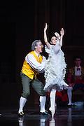 Bay Pointe Ballet performs Coppelia at the San Mateo Performing Arts Center in San Mateo, California, on February 21, 2015. (Stan Olszewski/SOSKIphoto)