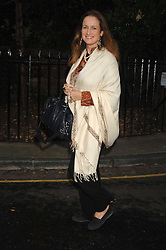 ISOBEL GOLDSMITH at the annual Sir David & Lady Carina Frost Summer Party in Carlyle Square, London SW3 on 5th July 2007.<br /><br />NON EXCLUSIVE - WORLD RIGHTS