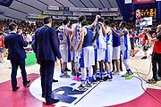 Team Banco di Sardegna Dinamo Sassari<br /> Umana Reyer Venezia - Banco di Sardegna Dinamo Sassari<br /> Legabasket LBA Serie A Postemobile 2018-2019 Finale Playoff Gara 7<br /> Sassari, 22/06/2019<br /> Foto L.Canu - Ciamillo-Castoria