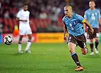 Fotball<br /> Egypt v Italia<br /> Foto: DPPI/Digitalsport<br /> NORWAY ONLY<br /> <br /> FOOTBALL - CONFEDERATIONS NATIONS CUP 2009 - GROUP B - 1ST ROUND - EGYPT v ITALY - 18/06/2009<br /> <br /> FABIO CANNAVARO (ITA)