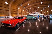 1969 Chevrolet (left) / Plaza Level