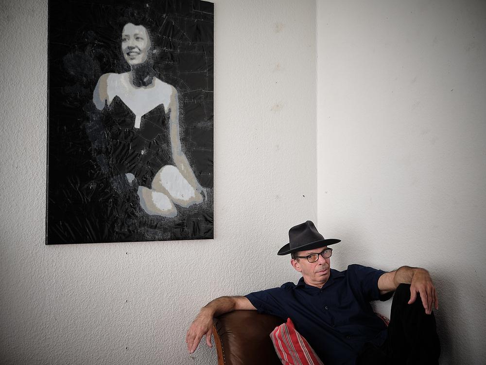 Artist Dodi Reifenberg