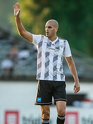 Fejsal Mulić of Mura during football match between NK Triglav and NS Mura in 5th Round of Prva liga Telekom Slovenije 2019/20, on August 10, 2019 in Sports park, Kranj, Slovenia. Photo by Vid Ponikvar / Sportida