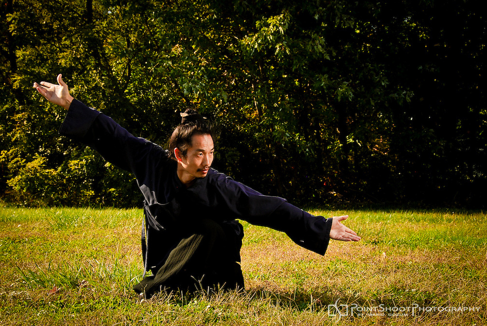 Master Bing seminar at Little Creek Kung Fu in Chester, MD