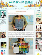 Worn Fashion Journal - Harris Tweed book review