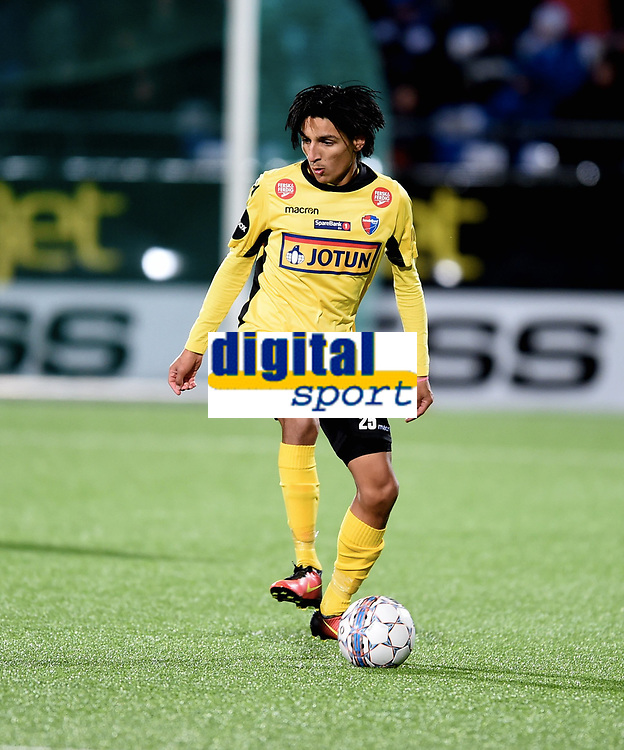 Fotball , 29 . oktober 2017 , Eliteserien , <br /> Sarpsborg - Sandefjord 5-0<br /> <br /> Sabawon Wahid Shamohammad , Sandefjord