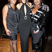 NLD/Amsterdam/20101206 - Concert Los Angeles the Voices, Edsilia Rombley, Glennis Grace en Berget Lewis