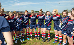 - Mandatory by-line: Paul Knight/JMP - 09/04/2017 - RUGBY - Cleve RFC - Bristol, England - Bristol Ladies v Saracens Women - RFU Women's Premiership Play-off Semi-Final