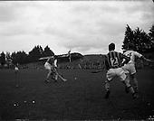 1959 Hurling Match at Kilkenny Waterford v Kilkenny