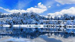 Feeling Blue But Inspired at Klondike Park in St. Charles, MO