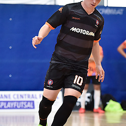 BRISBANE, AUSTRALIA - OCTOBER 4:  during the Southern Cross Futsal League Pacific Conference Round 3 match between Brisbane Central and Lions FC at Yeronga Park on October 4, 2020 in Brisbane, Australia. (Photo by Patrick Kearney)