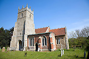 Church of St Mary, Newbourne, Suffolk
