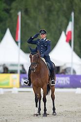 Ostholt Andreas (GER) - Pennsylvania 28 <br /> Dressage<br /> CCI3*  Luhmuhlen 2014 <br /> © Hippo Foto - Jon Stroud