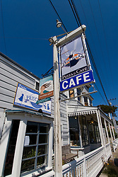 California: Priscilla's Pizza and Cafe at Inverness Park, Point Reyes National Seashore near San Francisco. Photo copyright Lee Foster. Photo # casanf81395