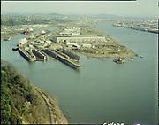 """Ackroyd C04279-10. """"Port of Portland. Swan Island. March 30, 1977"""""""