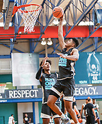 ST. LOUIS, MO June 8, 2018 - Nike Elite 100.   Trey Hall 2020 #77 of Expressions dunks. <br /> NOTE TO USER: Mandatory Copyright Notice: Photo by Jon Lopez / Nike
