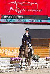 Bos Eveline, Hippique Media s Valentino<br /> CDI3* Roosendaal 2015<br /> © Hippo Foto - Leanjo de Koster<br /> 09/05/15